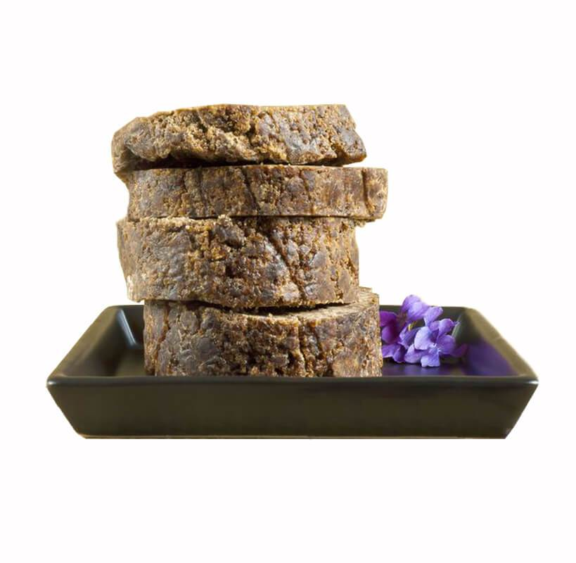 Buy Real Authentic Raw African Black Soap For Hair Face