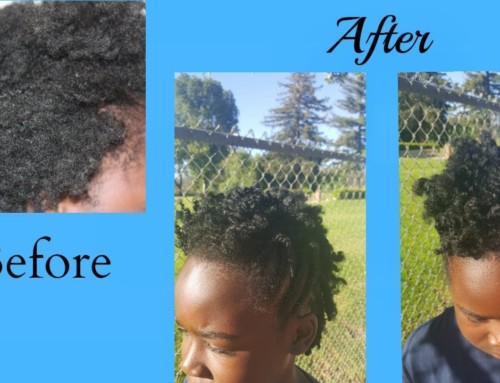 Video – How to create a Mohawk for little boys TWA